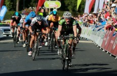 Irishman Sam Bennett wins stage on the Tour of Britain