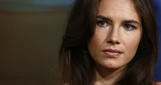 Knox: 'I was already imprisoned as an innocent person in Italy'