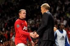 I thought Rooney had 'gone soft' - David Moyes