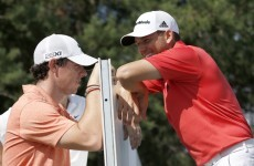 Rory McIlroy set to drop out of world's top five