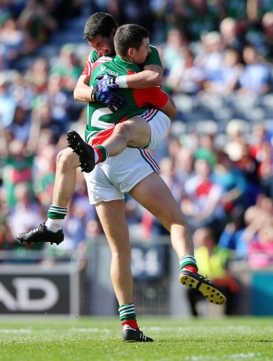 Mayo end 28-year wait for All-Ireland minor football title