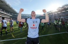 Dublin's Flynn celebrates after 'hardest game of his life'