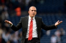 Sunderland 'part company' with Paolo Di Canio