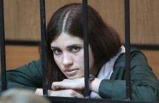 Pussy Riot member on hunger strike over 'slave labour' at gulag-style prison