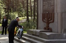 Lithuania marks 70th anniversary of obliteration of Vilnius Jews
