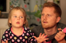 This father/daughter duet will melt your frozen heart