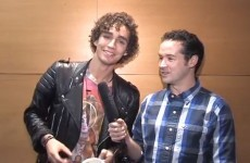 Robert Sheehan speaks about his role in the new series of Love/Hate