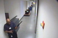 FBI releases CCTV footage of Navy Yard shooter