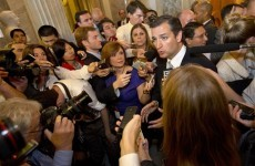 After 21-hour Ted Cruz speech, US Senate votes on budget measures