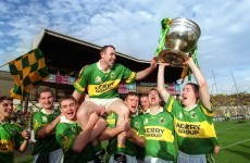 What happened the last time an All-Ireland final was on a Saturday?
