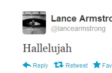 Lance Armstrong and Twitter react to news that Pat McQuaid has lost his UCI presidency