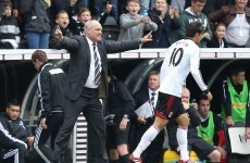Bryan Ruiz scored an absolute gem for Fulham today