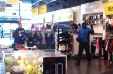Gardaí investigating daylight robbery at Champion Sports in Blanchardstown