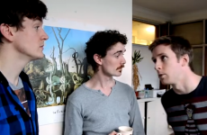 "Watch: Irish comedy trio did ""hashtags in real life"" video before Jimmy Fallon"