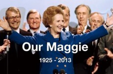"""Our Maggie"": Tories open party conference with glowing video tribute"