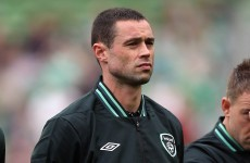 Damien Delaney added to Ireland squad for World Cup qualifiers