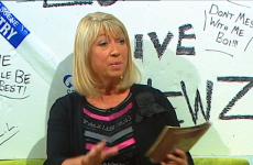 VIDEO: Anne Doyle is back being gas and rapping the Fresh Prince on TV