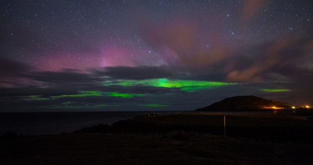 PICS: Stunning Aurora Borealis over Inishowen, Co Donegal