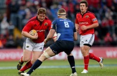 Archer ready for forward battle with strong Leinster pack