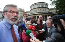 PSNI to re-examine Liam Adams trial transcripts