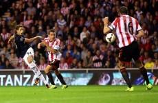 Man United's teen sensation Adnan Januzaj skins Black Cats with cracking volley