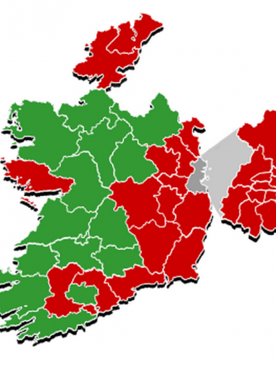 East-west divide? Referendum map shows how the country split on Seanad
