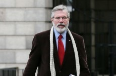 Attorney General to review decision not to prosecute Gerry Adams