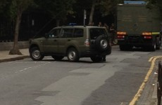 Bomb squad examines hazardous substances in two schools