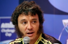 Pic: Are these the greatest sideburns in the world of sport?