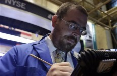 US government shut down hits Wall Street