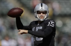 Ex-Raiders quarterback Matt Flynn made $14.5m because of one good game