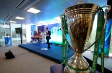 Here's the opening Heineken and Amlin Cup fixtures for this weekend