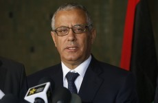Libyan Prime Minister Ali Zeidan freed just hours after kidnapping