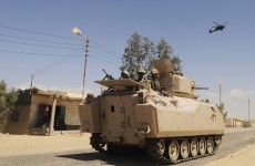 US suspends supply of cash, large military hardware to Egypt