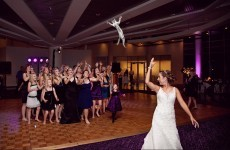 Brides throwing cats is the latest wedding craze