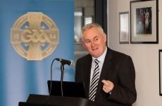 Ex-GAA President turns manager as club eyes Cork senior hurling status