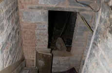Irish man discovers secret 'dungeon' under his apartment floor