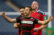 Sloppy Munster slip to Edinburgh defeat in Heineken Cup opener