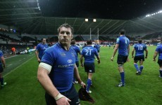 VIDEO: Sean O'Brien inspires Leinster to victory in typically robust fashion