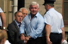 Gilligan loses appeal against constitutionality of sentences