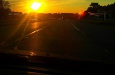 Council warns of the dangers of driving off into the sunset