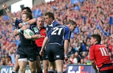 The crimson meets the blue: nine moments from the Munster-Leinster rivalry