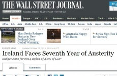 How the World Reacted: Budget 2014