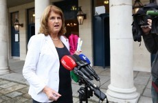 """""""Employers have to become part of the solution""""- Joan Burton"""