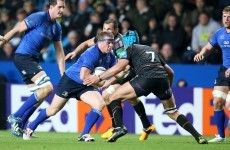 Sean Cronin was the best hooker in Europe last weekend