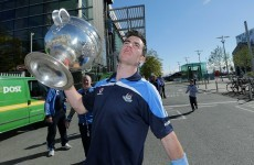 Macauley eyes 'Footballer of the Year' award after rapid Dublin progress