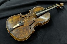 Long-lost Titanic violin sold at auction for €1 million