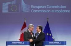 Mixed reaction in Ireland to EU-Canada deal