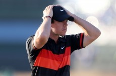 McIlroy drops out of contention at the Korea Open