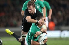 New Zealand name McCaw, Carter and Savea in squad to face Ireland